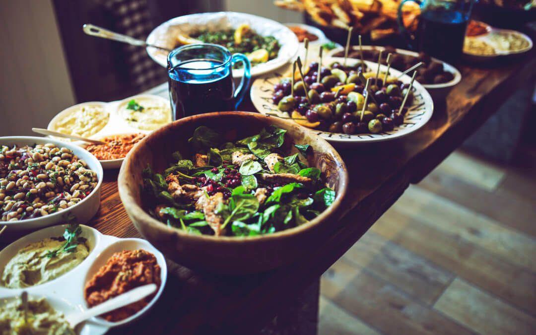 ¿Quieres saber más sobre alimentación saludable?