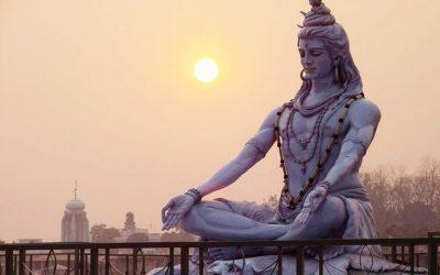 Lord Shiva, el primer Yogui